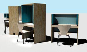 Entwicklung individueller Möbelkonzepte nach Maß